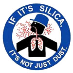 logo If it's silica, it's not just dust
